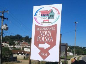 Placa Banner Restaurante