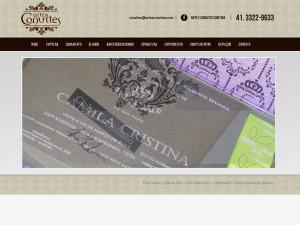 arteeconvites.com