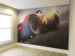 adesivo parede carros pai dos adesivos