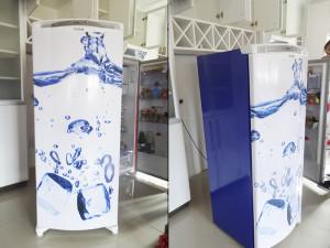 freezer envelopamento