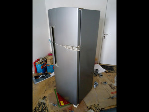 envelopamento geladeira prata pai dos adesivos