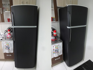 geladeira-preta-fosca-paidosadesivos