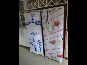 geladeira envelopamento curitiba