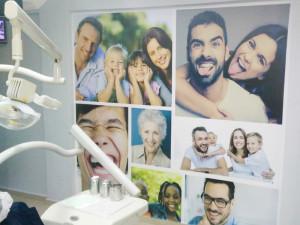 adesivo parede dentista pai dos adesivos