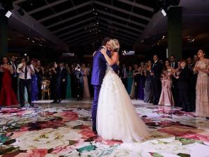adesivo de chão para festa de casamento pai dos adesivos